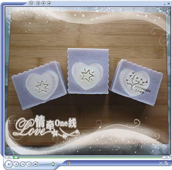 NO47:紫草橄欖皂中皂-2