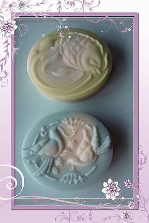 NO54:左手香美白半乳皂1
