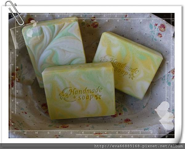 W5:蘆薈渲染浮水皂