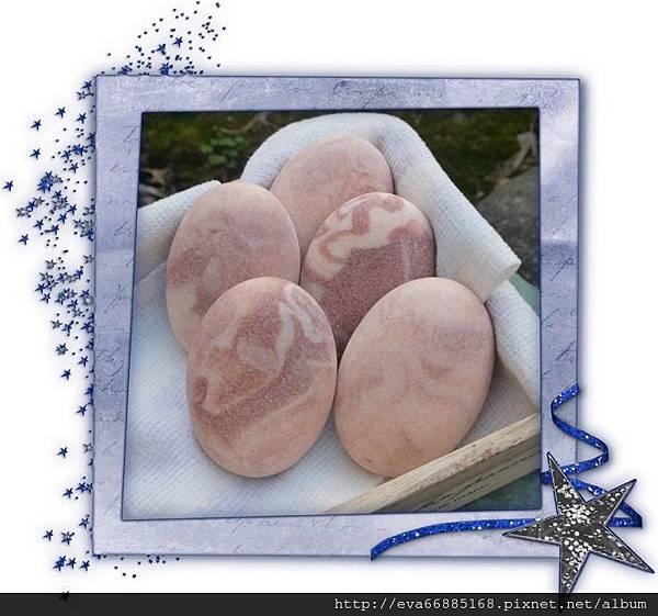NO81:玫瑰鹽去角質皂