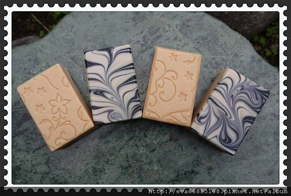 NO85:薄荷南非茶渲染皂