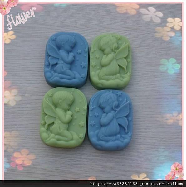NO89:酪梨乳木滋養皂1