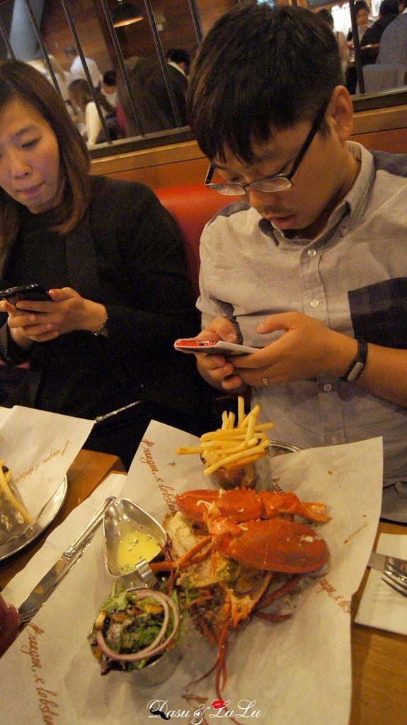 英國倫敦美食餐廳龍蝦餐英國必吃倫敦餐廳倫敦美食