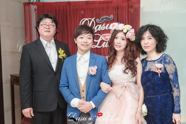 婚禮胸花捧花故宮晶華宴客