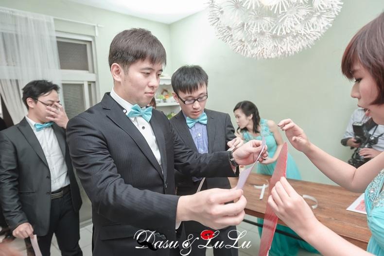 婚禮迎娶新郎闖關