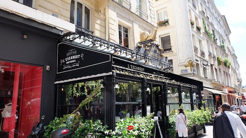 巴黎美食,法國餐廳,法式料理,法式田螺,法國美食,金蝸牛餐廳,百年餐廳,巴黎必吃,巴黎,法國,巴黎推薦餐廳,巴黎好吃