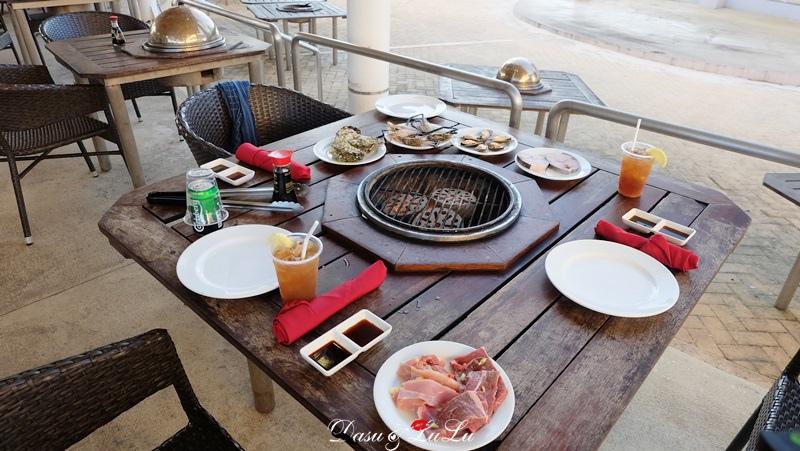 關島悅泰飯店BBQ查莫洛原住民表演