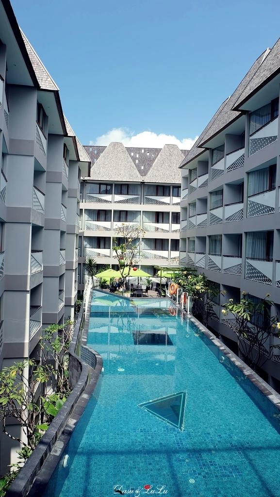 巴里島峇里島宜必思ibis庫塔住宿推薦飯店