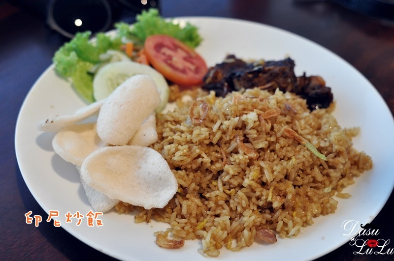 峇里島庫塔市區晚餐