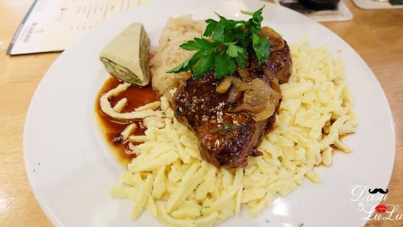 德國司圖加特晚餐餐廳德國豬腳