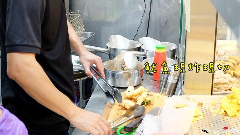 台北板牆美食無敵雞鹽酥雞好吃實惠又不油膩