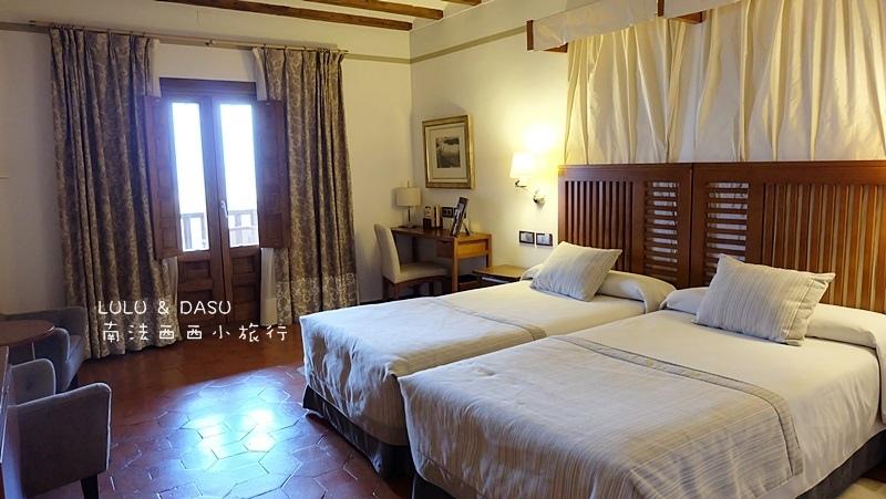 西班牙托雷多托萊多住宿推薦國營旅館Parador de Toledo