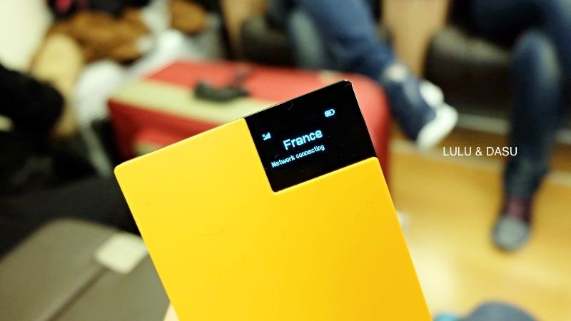 南法西班牙wifi機租借使用歐洲網路歐洲跨國網路