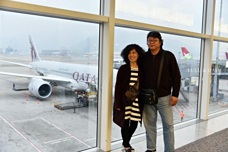 卡達航空評價第一次搭乘卡達航空到杜哈轉機抵達西班牙馬德里巴賽隆納回卡達航空飛機初體驗