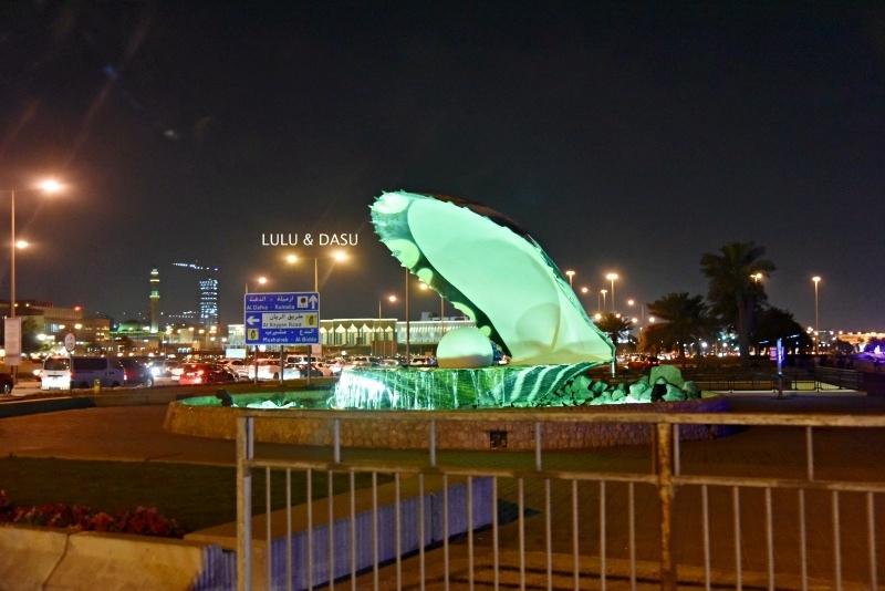 卡達航空轉機杜哈市區旅遊好好玩
