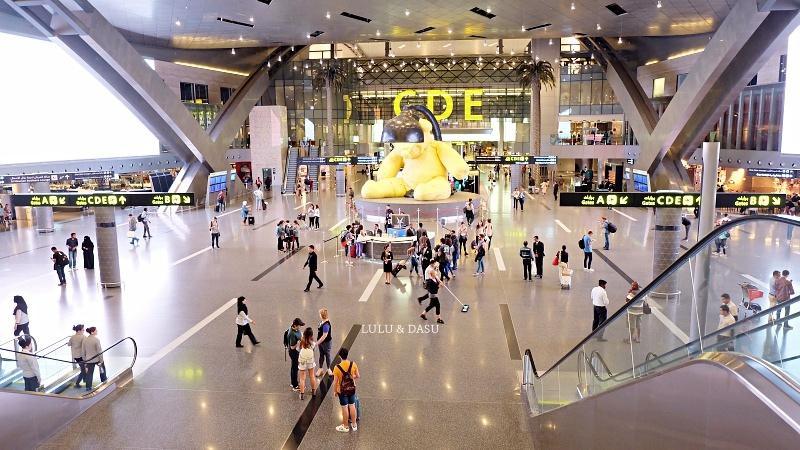卡達杜哈機場