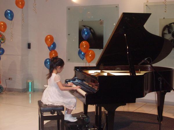 鋼琴發表會