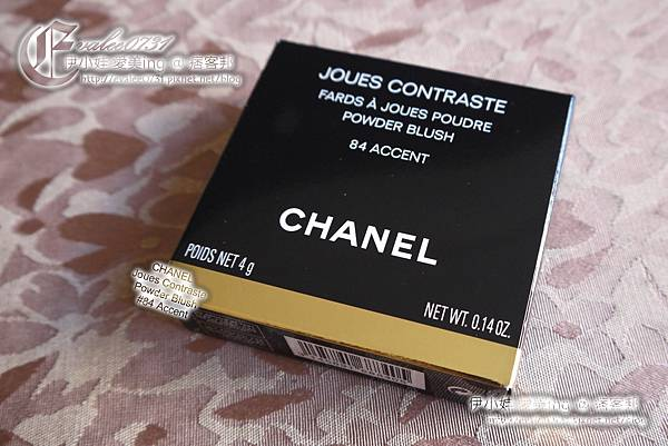 CHANEL 圓形腮紅 #84
