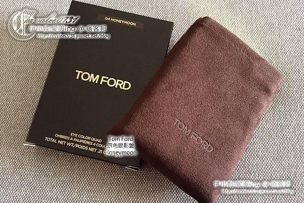Tom Ford 四色眼影盤 Honeymoon_001.JPG