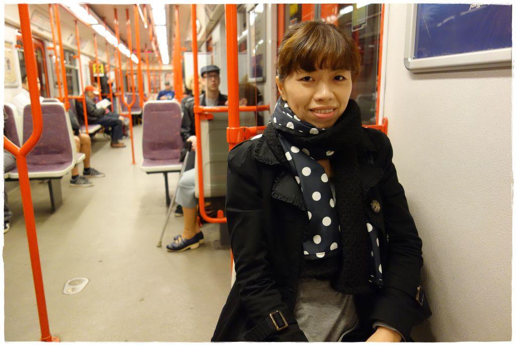 地鐵-14