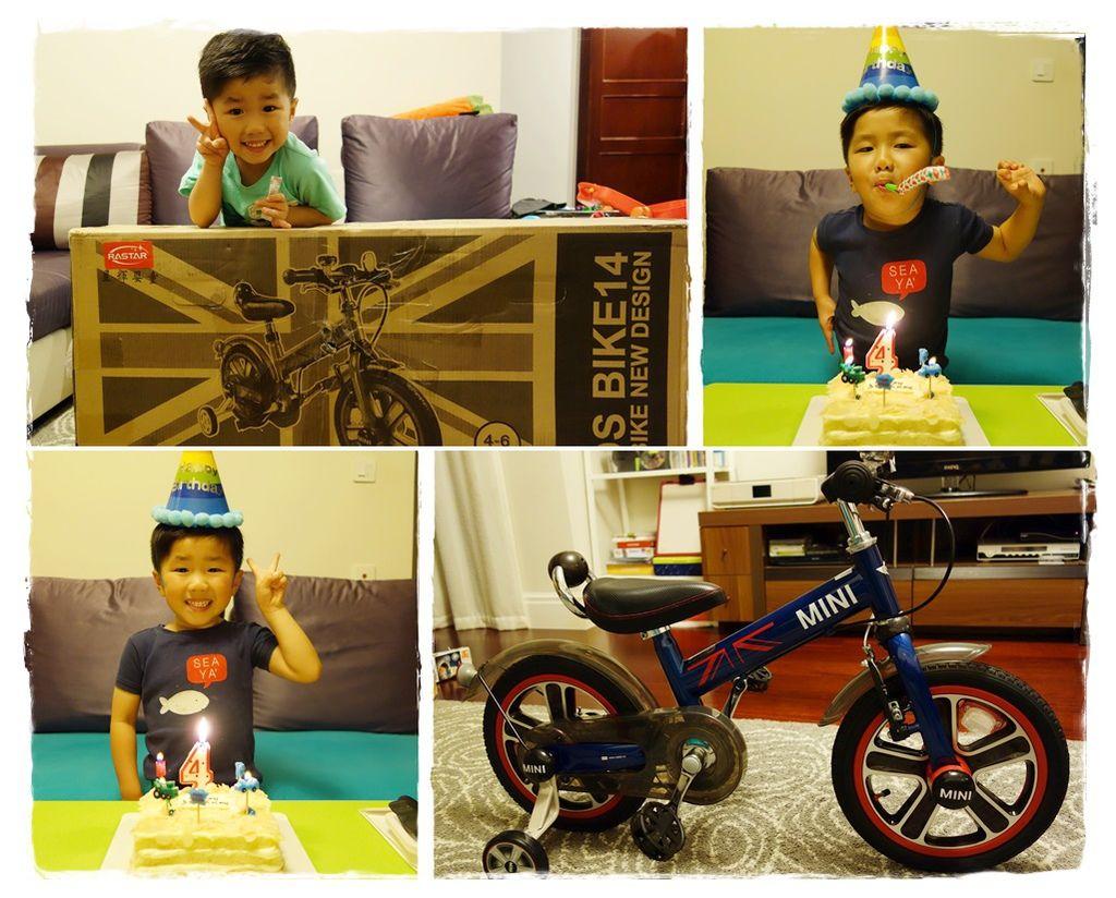 4歲生日篇面