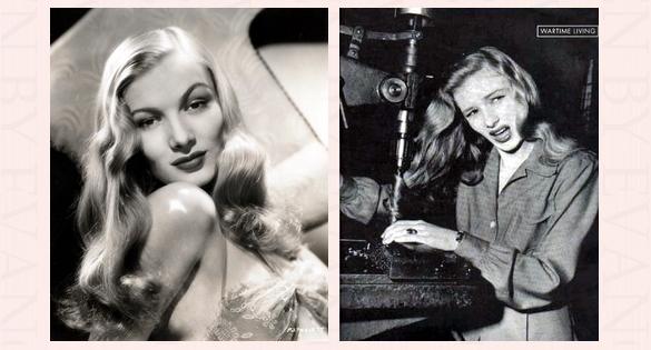 1940's makeup 02