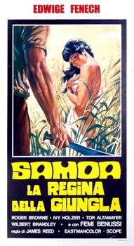 Samoa, regina della giungla 10