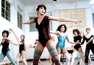 L'insegnante balla con tutta la classe 04