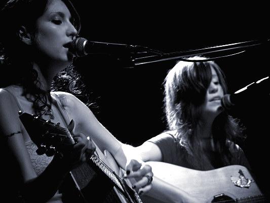Azure Ray & Maria Taylor