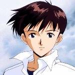 6.Shinji Ikari