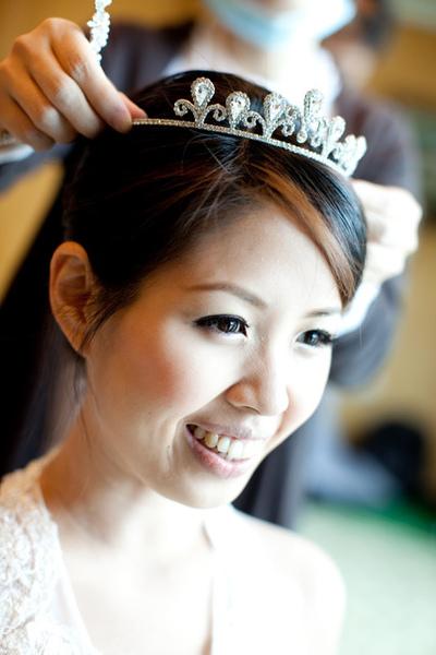 最漂亮的新娘-毛!!
