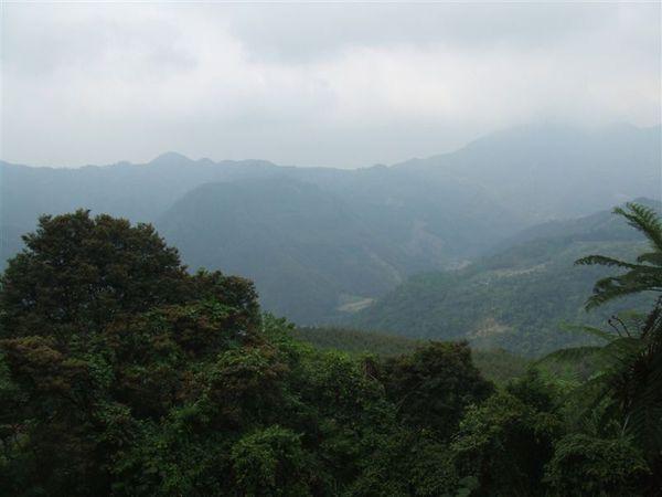 真漂亮的山景