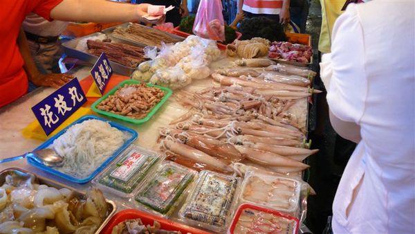快來買海鮮等等可以找人代客料理