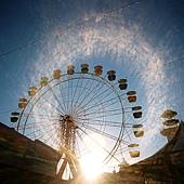 Luna Park裡的摩天輪