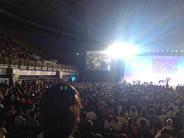 201206安麗北中南直系銷商誓師大會