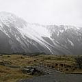 雖然山裡面的天氣看起來還是不太理想