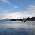10/18 (四) 清晨的Wanaka湖