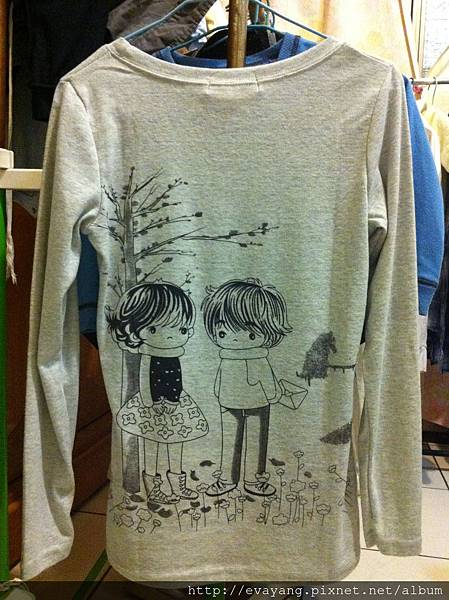 VAVAS T恤