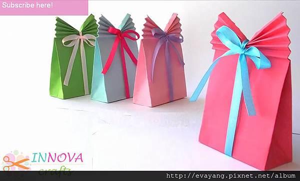 DIY禮物包裝袋