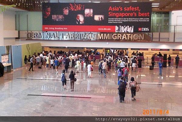 新加坡入境