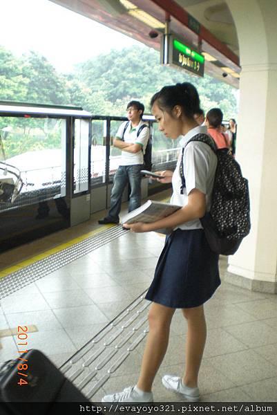 新加坡的學生