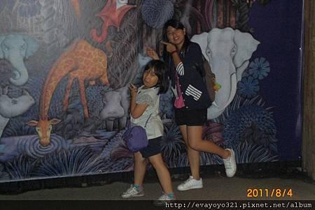 夜間動物園!! 推推要去喔