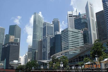 高樓又大廈也能城美景呢!!