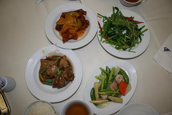 最後一餐-海華宮-中餐