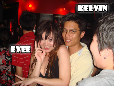 醉 醉 的 我 和Kevin 哥 之 二。。。( 肥)