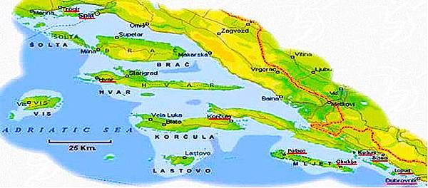 map-dubrovnik-split-itinerary-1