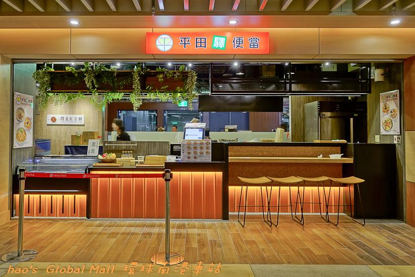 201607Global Mall 環球南港車站018