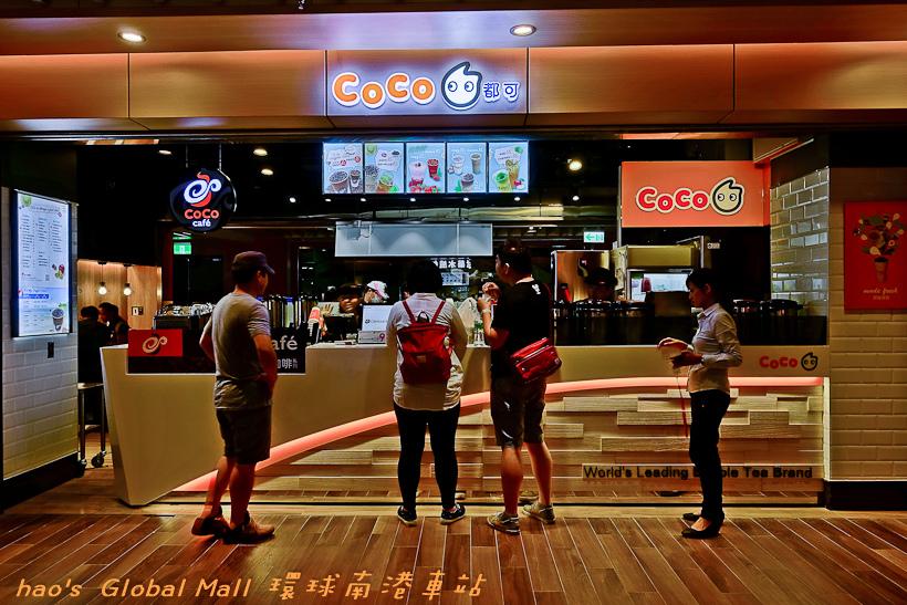 201607Global Mall 環球南港車站019