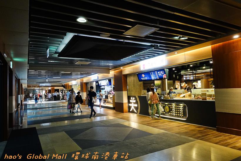 201607Global Mall 環球南港車站027
