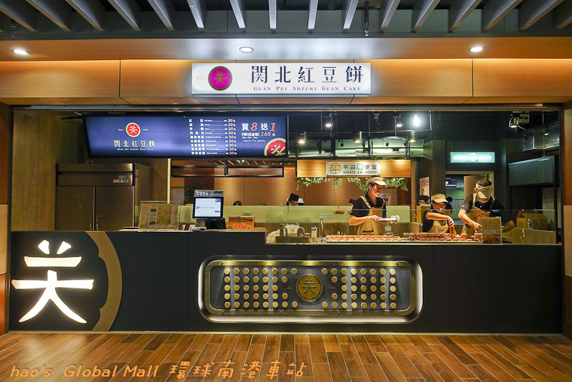 201607Global Mall 環球南港車站028